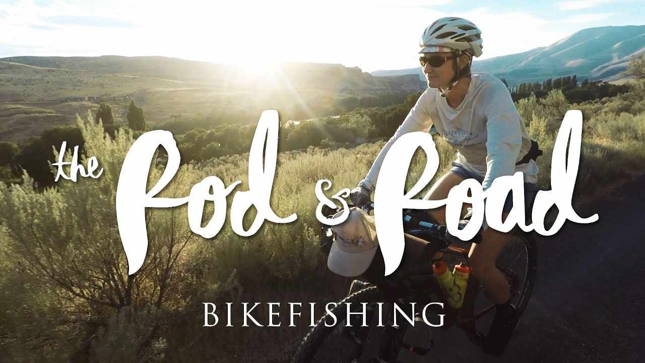 Fancy going fishing on your bike?