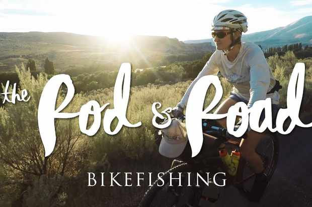 Fancy going fishing on your bike?