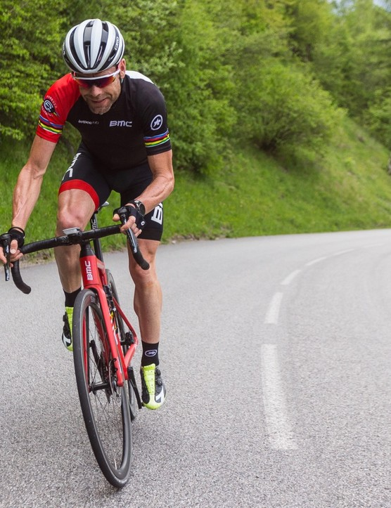 Former Tour de France and world champion Cadel Evans is now a BMC brand ambassador and consultant