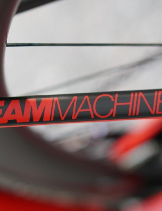 Remember when BMC and Cervelo were the only bikes with thin and low-slung seatstays