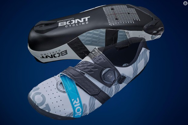 Bont's Riot Road+ Boa shoe