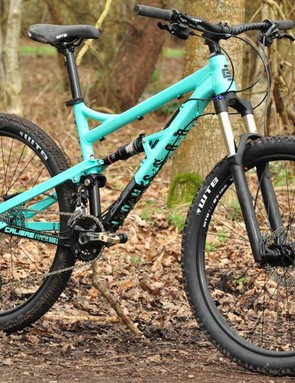 Frankly a great bike for the price — the Calibre Bossnut Ladies