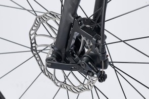 The RC500 is Triban's cheapest disc-braked model