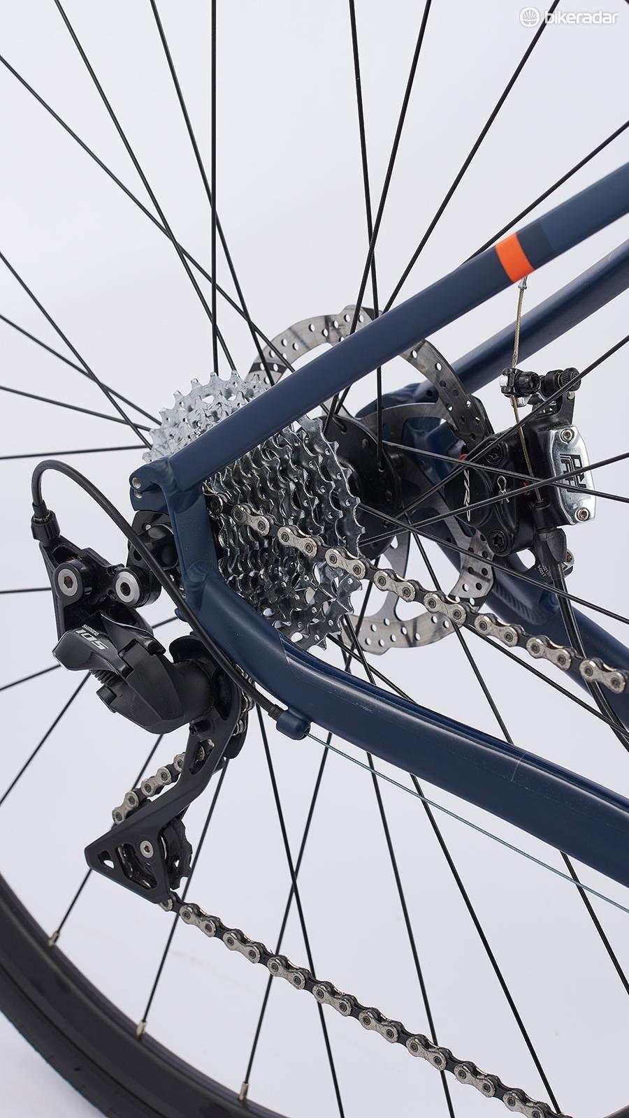 Decathlon Triban 520 Disc review - BikeRadar