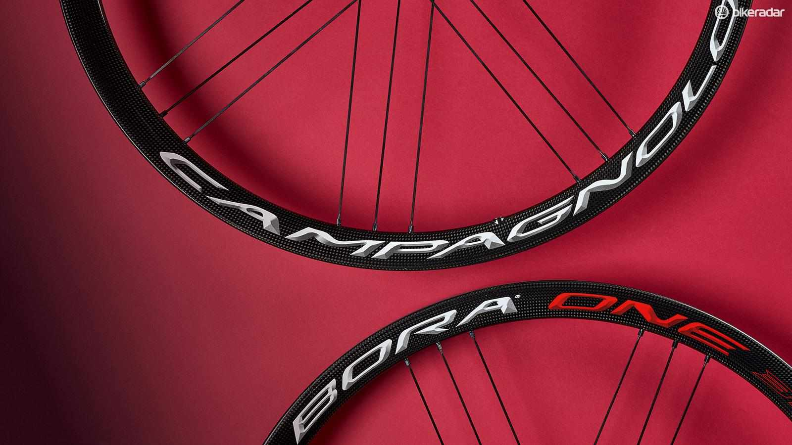 Campagnolo Bora One 35 DB wheels | the latest Campagnolo groupset, components, wheelset and other reviews