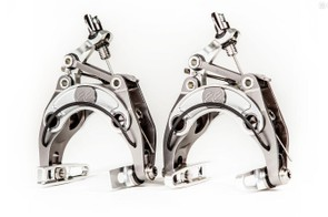The eeBrakes El Platino is the brand's latest high-end limited addition rim brake