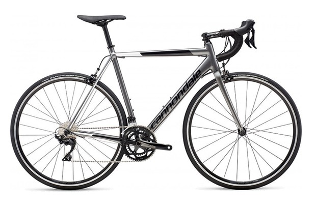 89f80c28a14 Side view Cannondale CAAD Optimo 105 white background