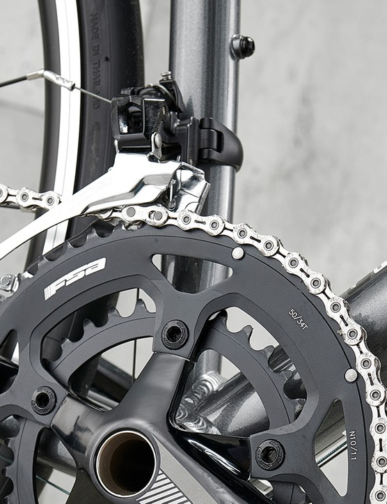 cannondale caad optimo105 chainset