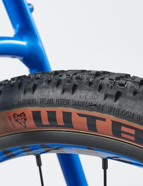 It rolls on WTB ST i23 Light wheels with 40mm WTB Nano tyres