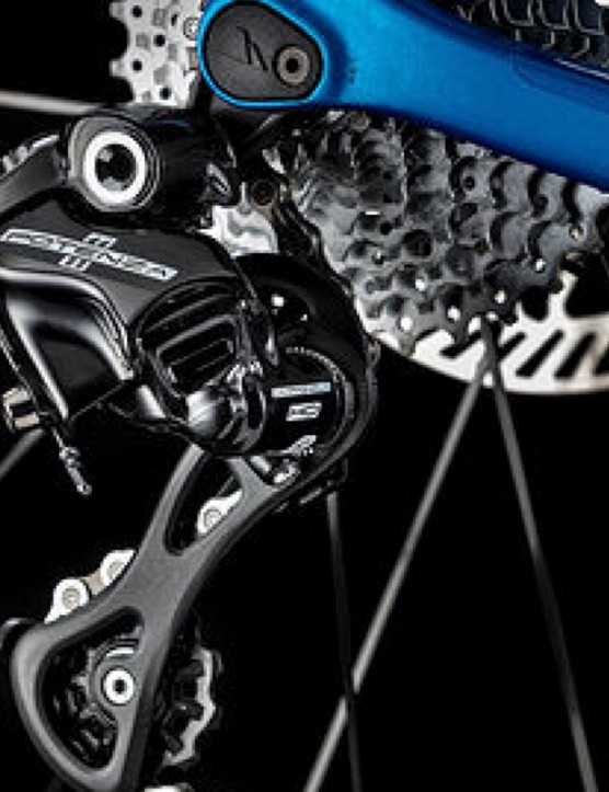 11-speed Campagnolo Potenza