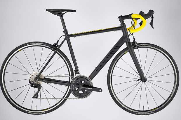 Canyon Endurace AL 7 0 (2019) review - Road Bikes - Bikes
