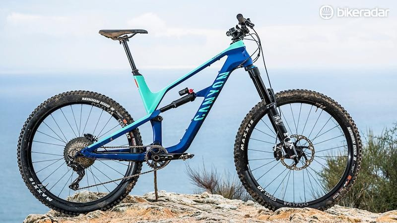 The Canyon Spectral is a superb all-round trail bike