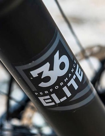 The Fox 36 Performance Elite is a decent fork with a stout chassis