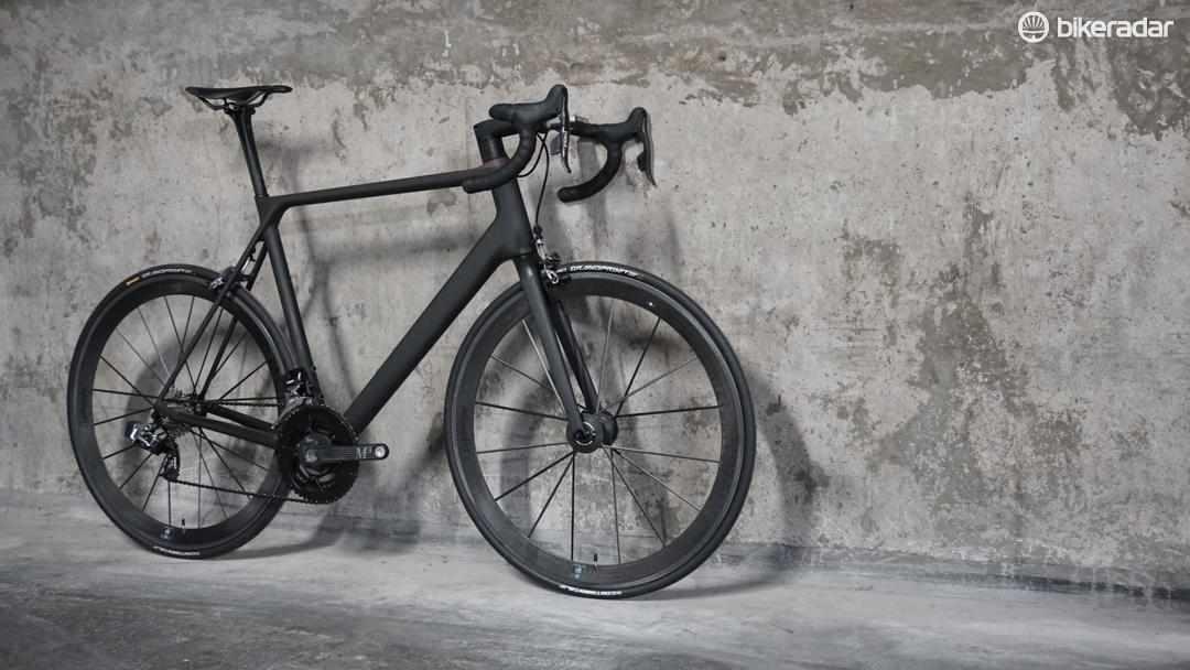 Canyon Ultimate CF EVO 10.0 LTD road bike