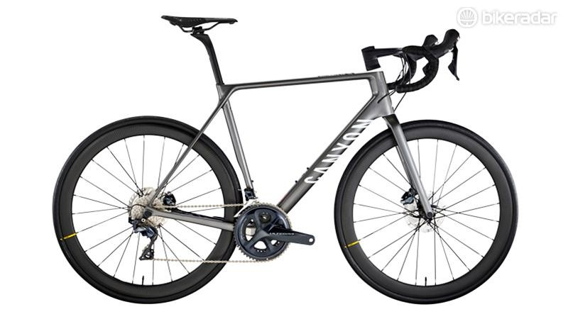 Canyon has been very clever with its specification, demonstrating it's a team that knows what real riders need