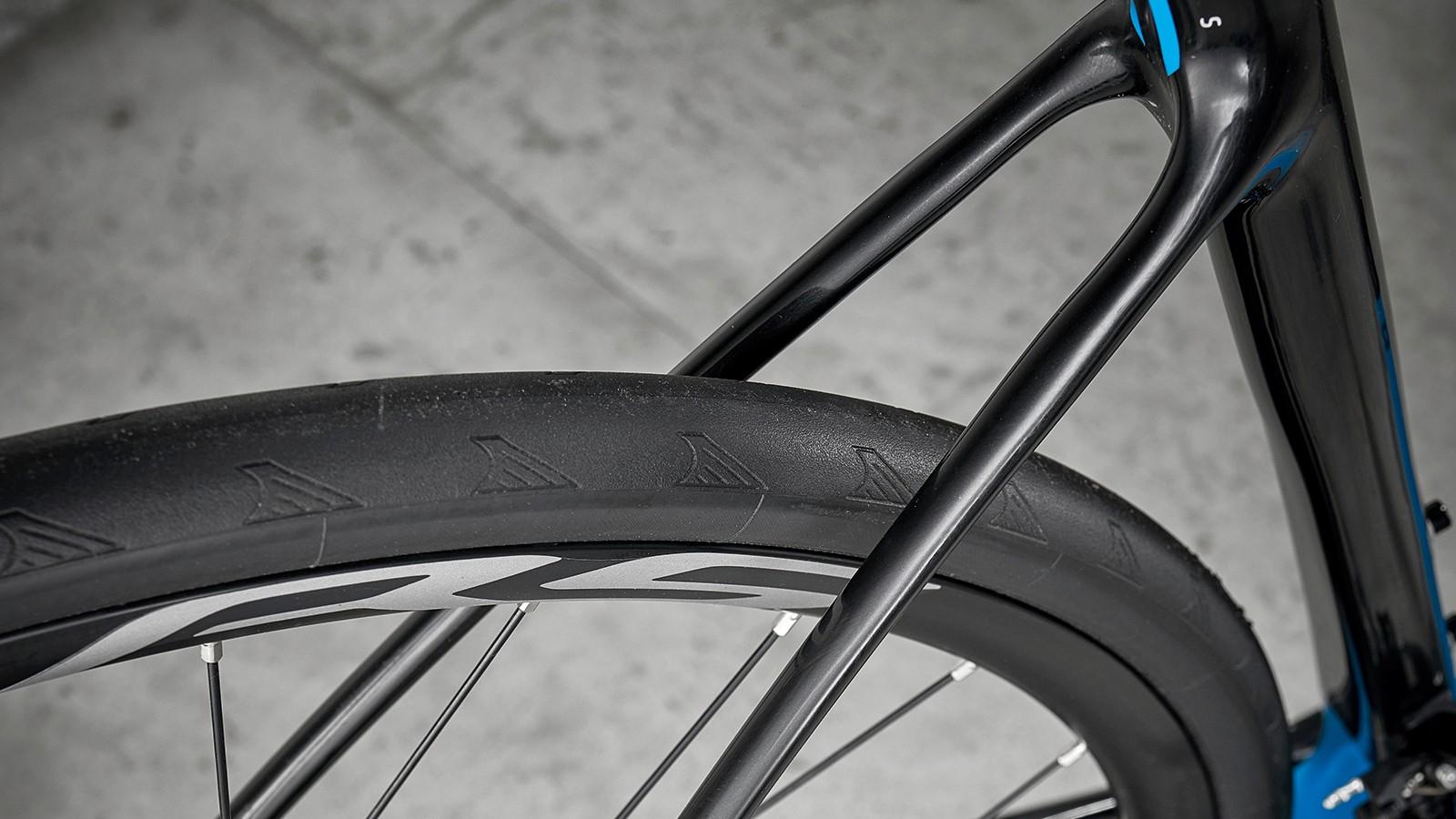 Shimano's RS170 disc wheels