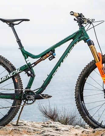 The Commencal Meta 29 TR Brit Edition is our 2019 Trail Bike of the Year