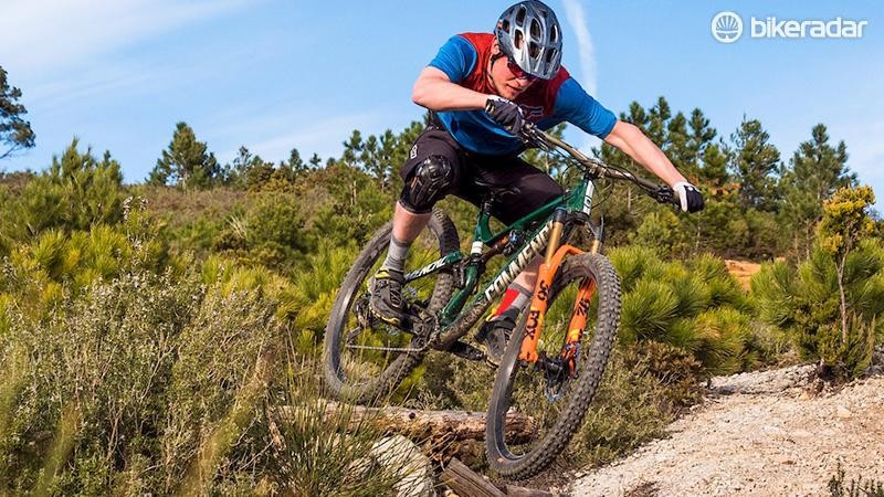 Fast and fun, the Commencal does it all