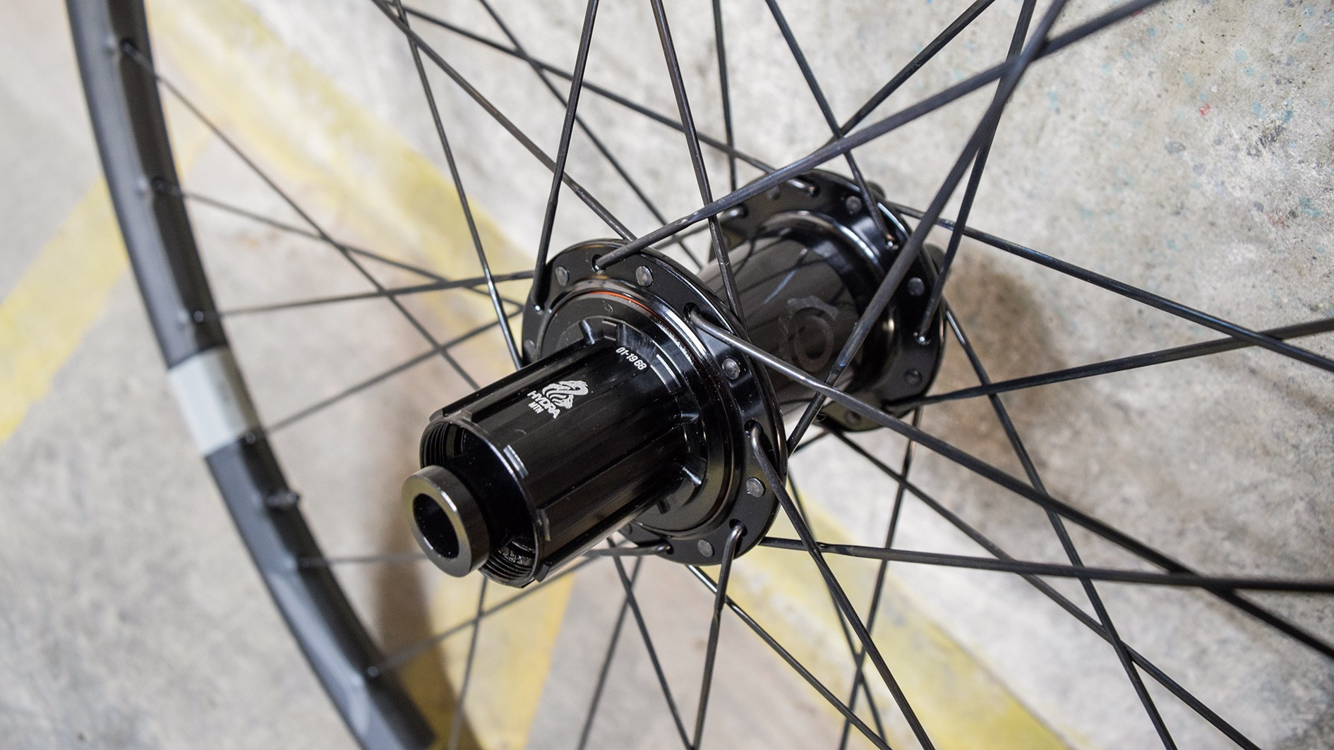 Crankbrothers Synthesis XCT wheels