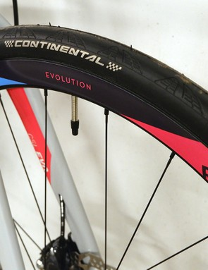 Newman Evolution wheels