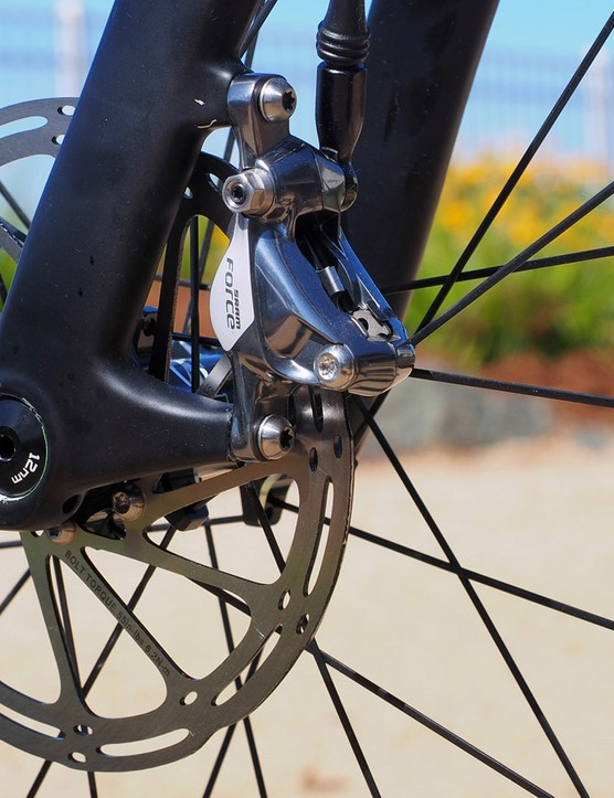 Disc brakes' time in the pro peloton has been very brief so far – but how far will amateur competitors continue to be able to use them?