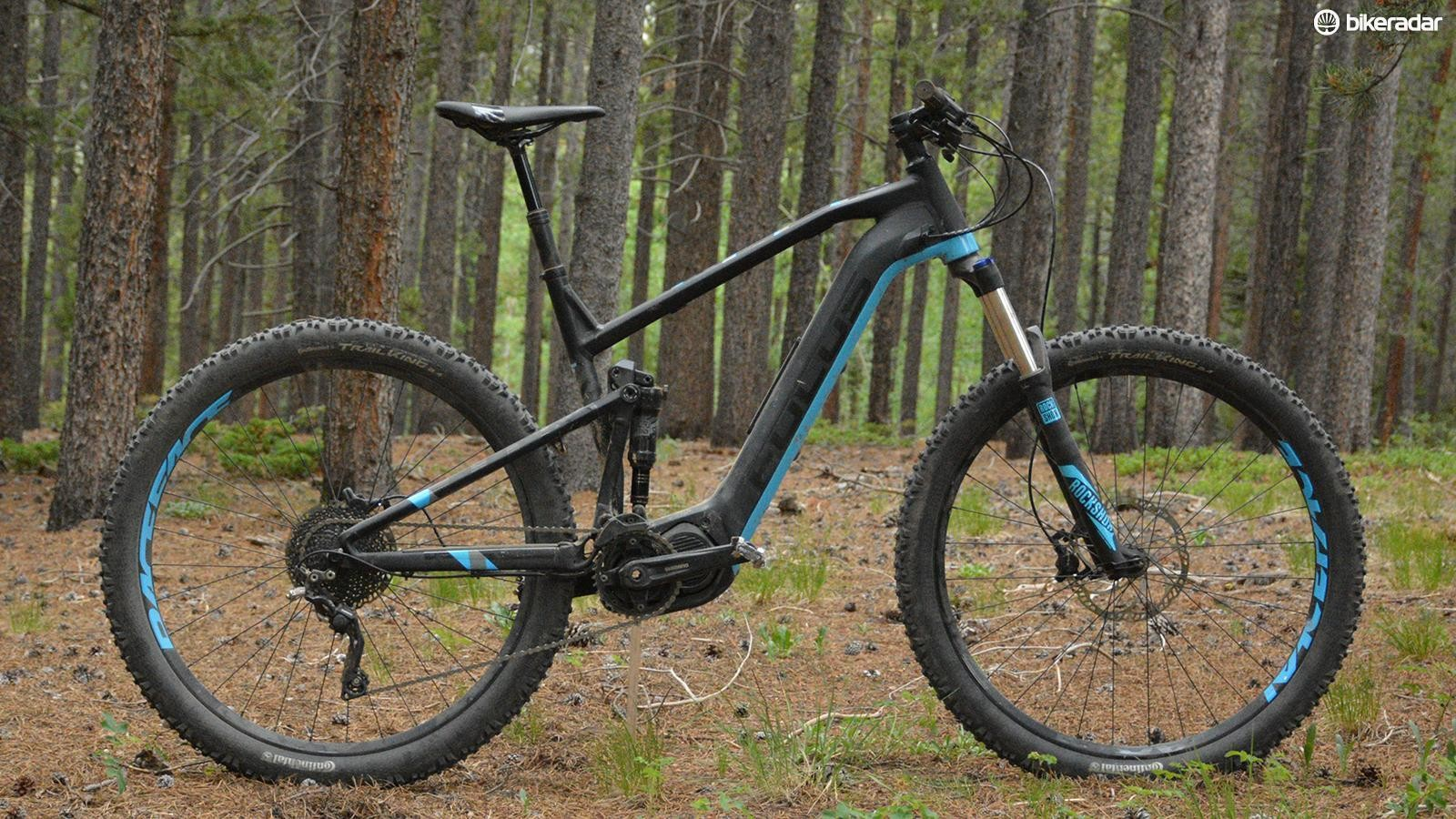 The UCI believes electric mountain bike events fall under its 'exclusive jurisdiction'