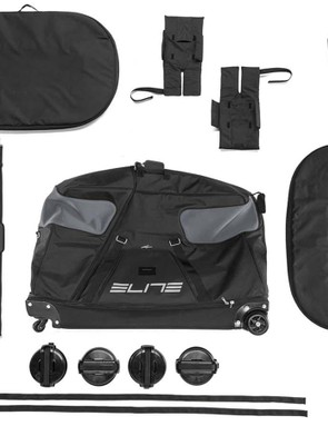 The Borson comes with a whole host of extras to keep your bike safe