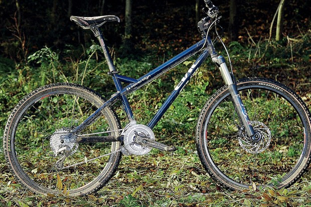 The cult hardcore hardtail finally makes it to the UK