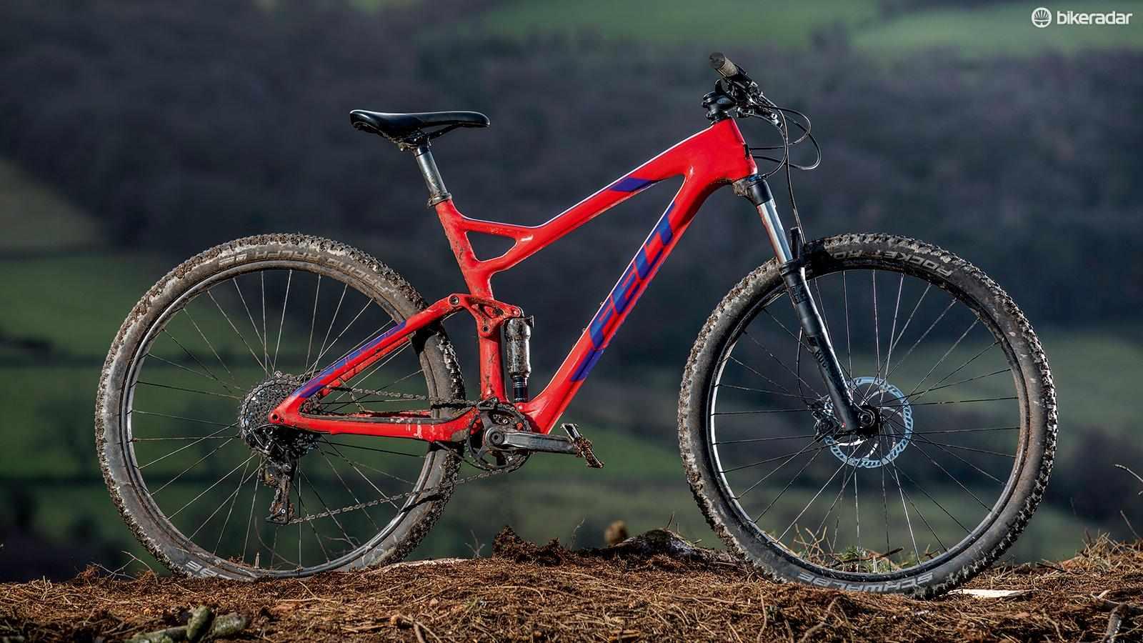 Felt Edict 5 mountain bike review