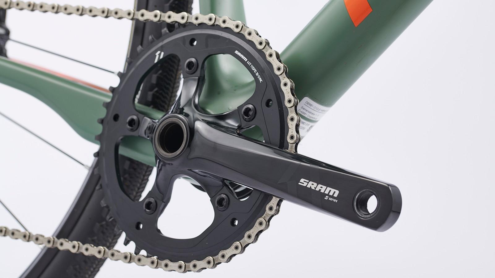 44t chainring SRAM crank