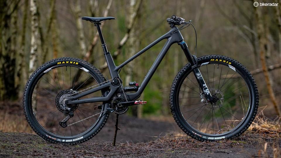 Stupendous Forbidden Druid High Pivot Trail Bike First Ride Review Lamtechconsult Wood Chair Design Ideas Lamtechconsultcom