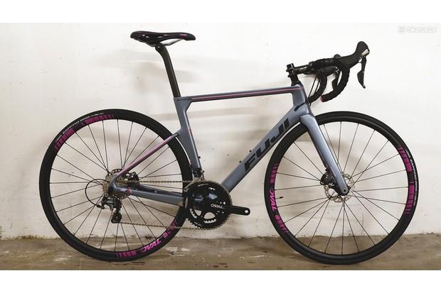 Fuji Supreme 2 3 women's road bike review - BikeRadar
