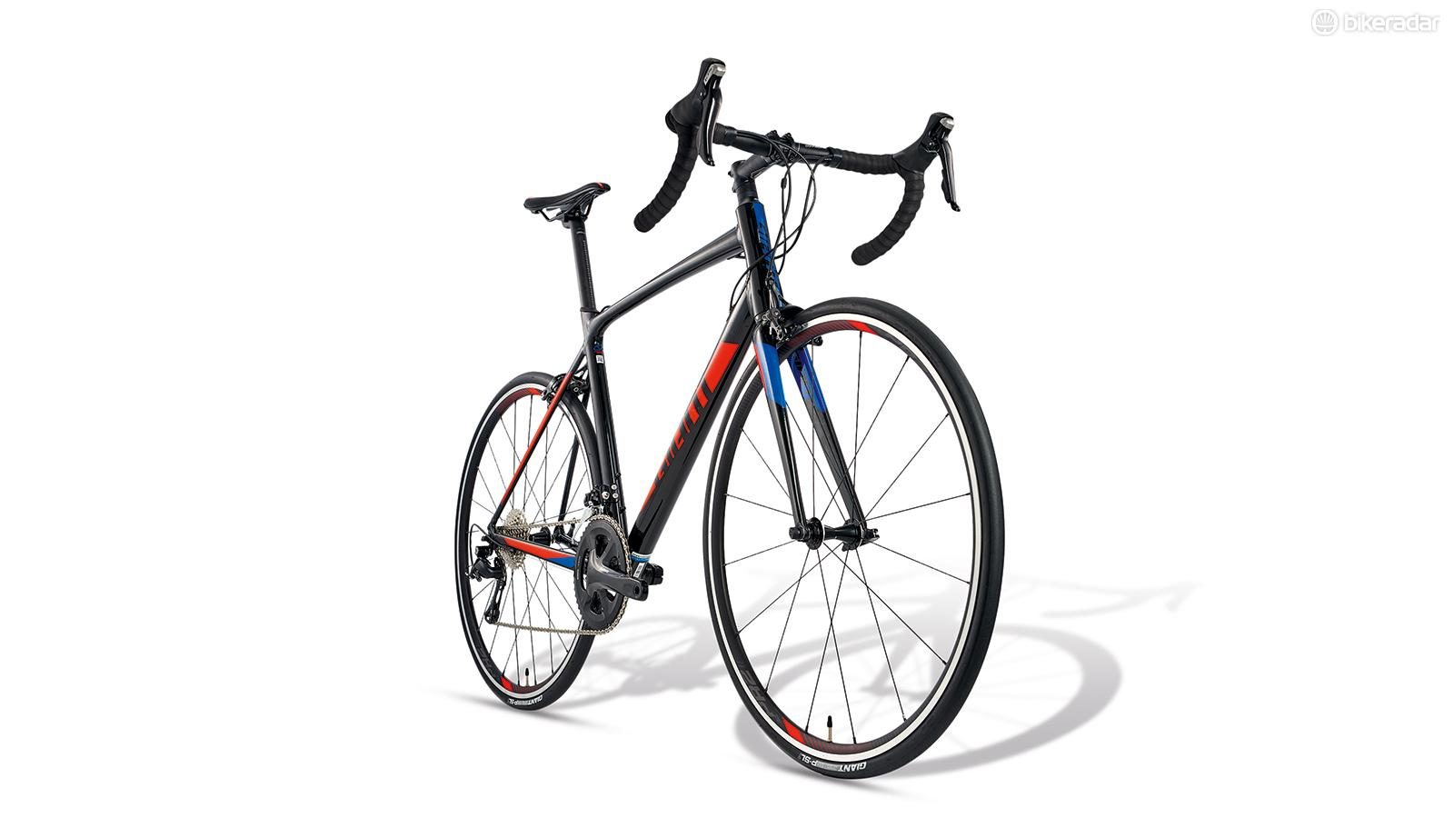 Giant Contend Sl 1 Review