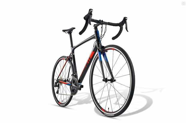 c2f7bfea112 Giant Contend SL 1 review - BikeRadar