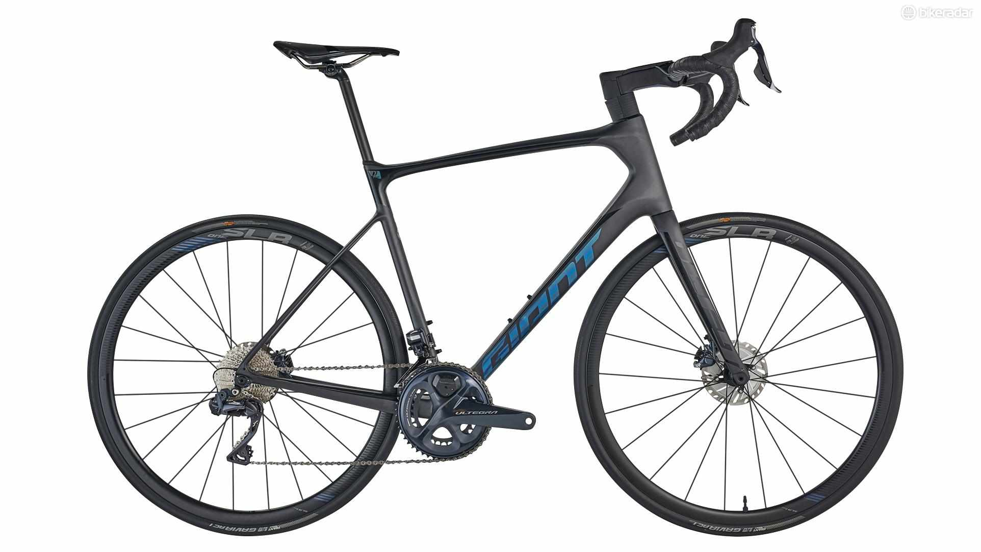 Giant's Defy Advanced Pro 0 is our comfort bike of the year
