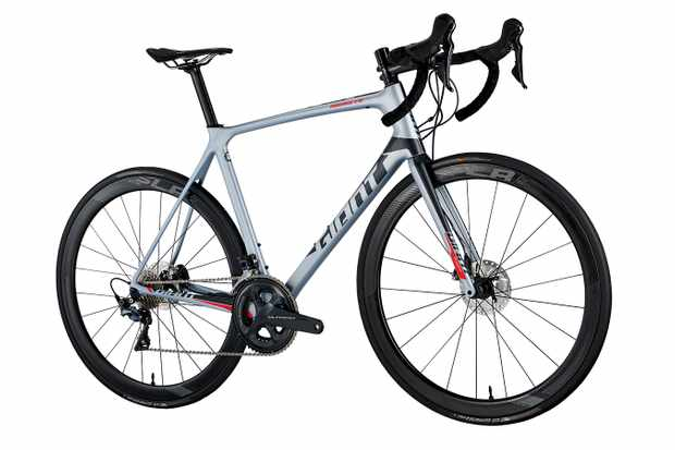 2883318d271 Giant TCR Advanced Pro 1 Disc review - Road Bikes - Bikes - BikeRadar
