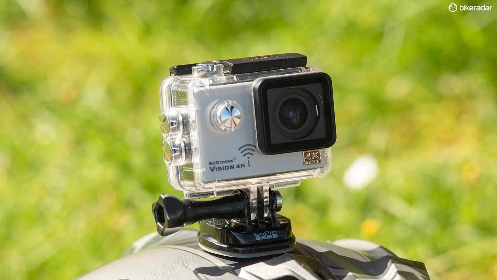 The GoXtreme Vision 4K action camera