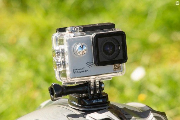 The GoXtreme Vision 4K action camera