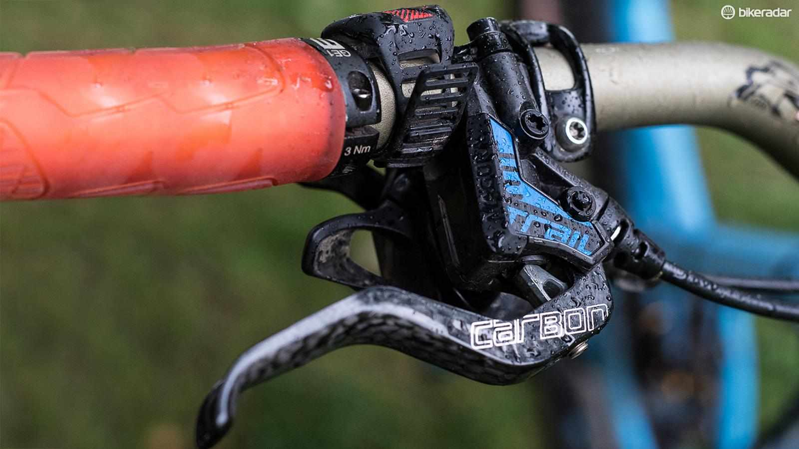 Magura MT Trail Carbon Brakes