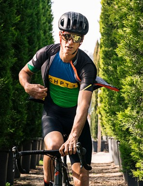 David Millar's CHPT 3 has released a kit commemorating the Milan San–Remo