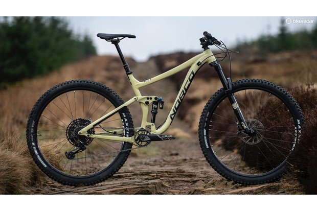 No nonsense from the Norco Sight - an great first 'serious' mountain bike