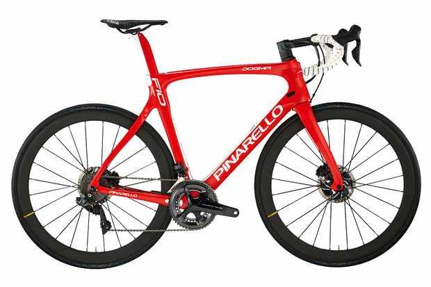 3c9c3445251 Pinarello Dogma F10 Disk Dura-Ace Di2 review - BikeRadar