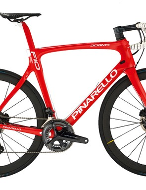 Pinarello Dogma F10 Disk Dura-Ace Di2 review