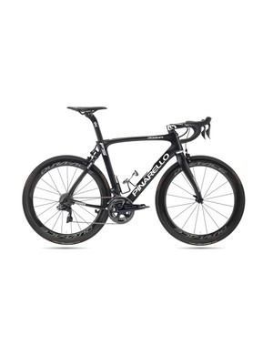 Pinarello has launched a full-suspension version of the Dogma