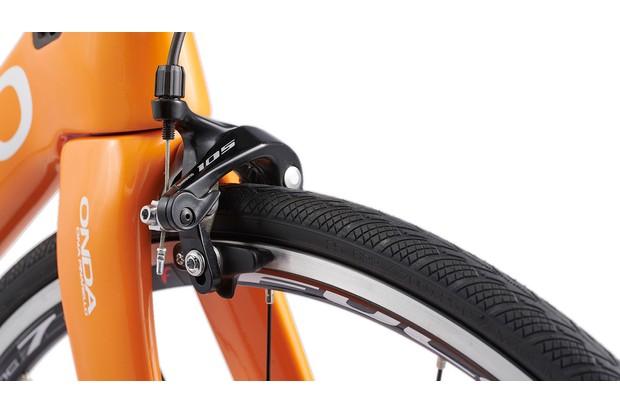 Shimano 105 rim brakes