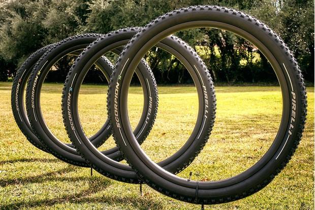 Pirelli Scorpion MTB S tyre review