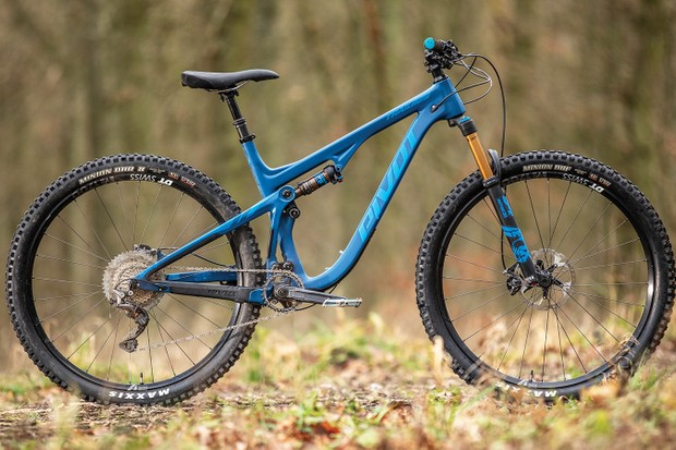 Pivot Trail 429 Pro XT/XTR