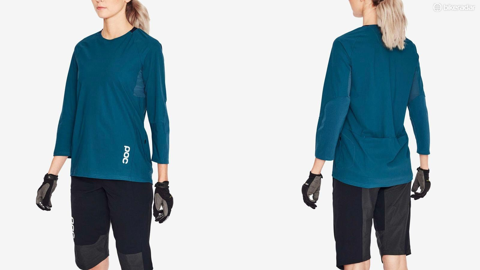 The Resistance women range received design and Innovation awards for its clever use of fabrics and integrated pockets