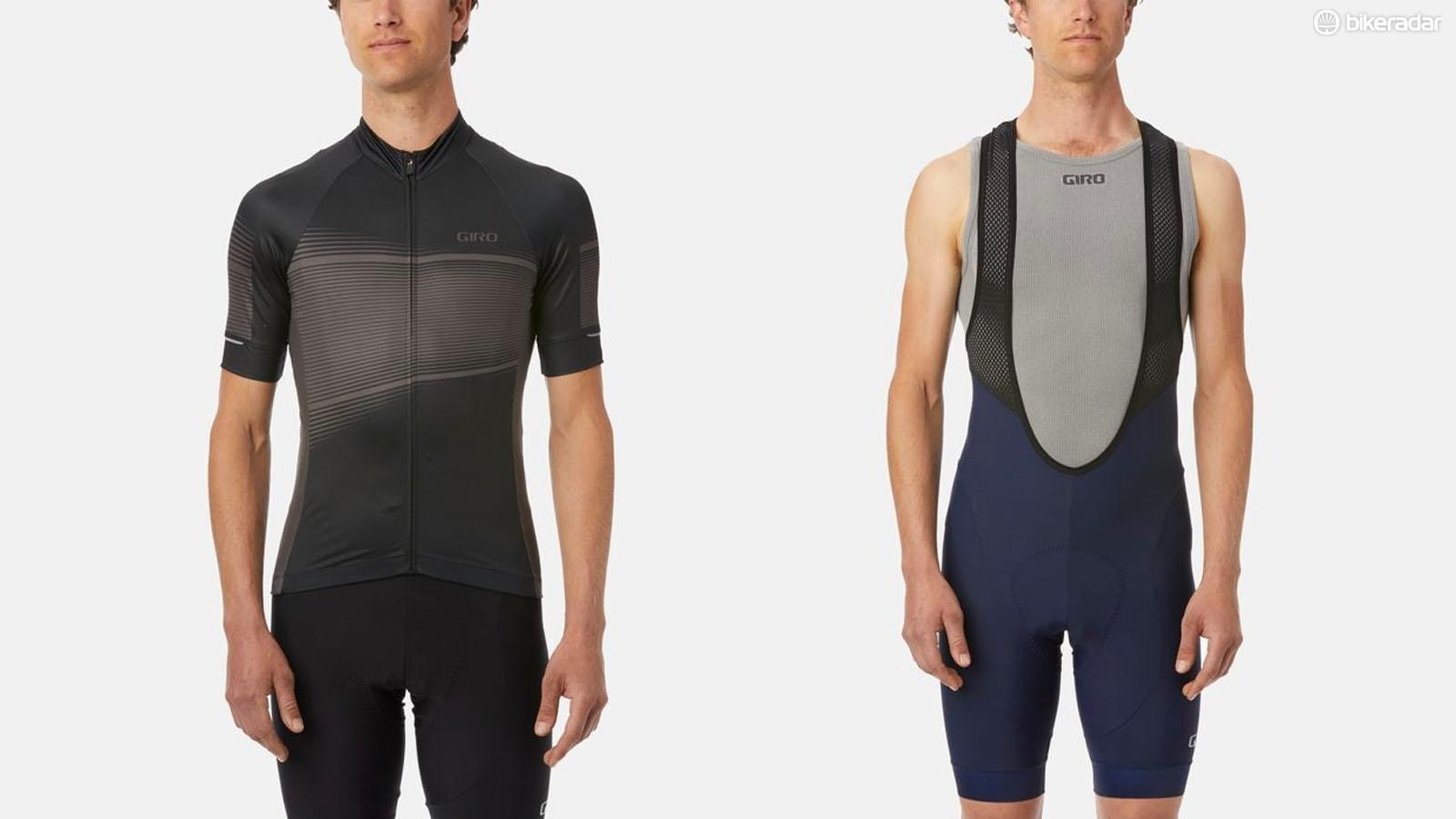 The Chrono Expert jersey and bib are part of the Renew Series