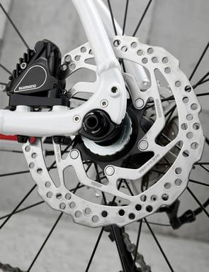 Shimano hydraulic disc brake